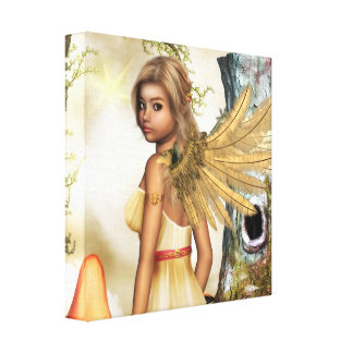 Customize Product Stretched Canvas Print
