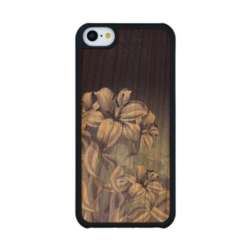 Customize Product Carved® Cherry iPhone 5C Case