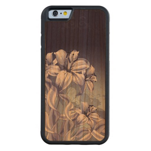 Customize Product Carved® Cherry iPhone 6 Bumper Case