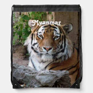 Customize Product Drawstring Backpack