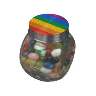 Customize Product Glass Candy Jar
