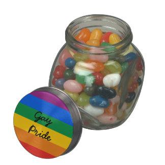 Customize Product Glass Jar