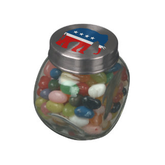 Customize Product Jelly Belly Candy Jars