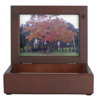 Customize Product Keepsake Box