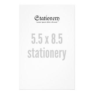 Customize Product Customized Stationery
