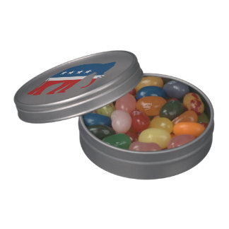 Customize Product Jelly Belly Candy Tin