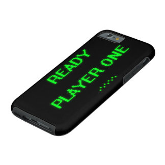 Customize ProductReady Player One Tough iPhone 6 Case