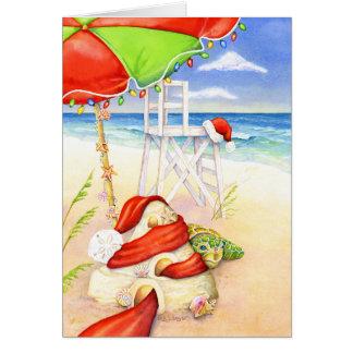 Customize Santa s RestStop Cards