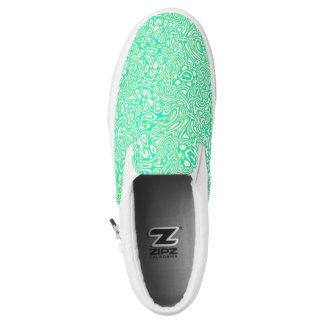 Customize These Unique Slip On Shoes
