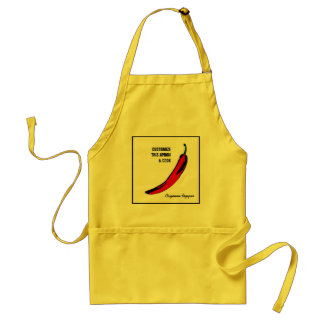 Customize This Apron and Cook