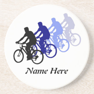 Customize this Biking, Cycle, Bicycle Coaster