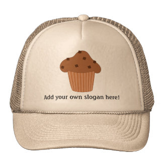 Customize this Choc Chip Muffin graphic Hats