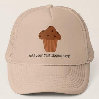Customize this Choc Chip Muffin graphic Trucker Hat