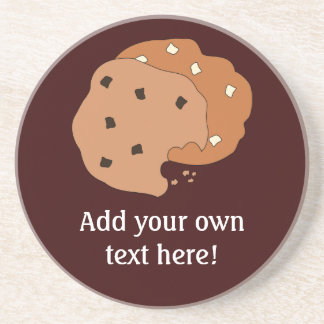 Customize this Cookies graphic Coasters