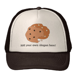 Customize this Cookies graphic Hats