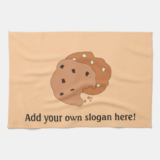 Customize this Cookies graphic Tea Towel