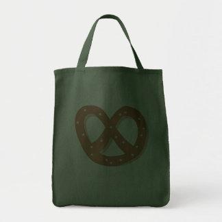Customize this Pretzel Knot graphic Tote Bag