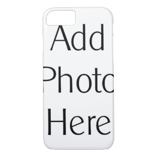 Customize with Photo / Text / Design iPhone 7 Case