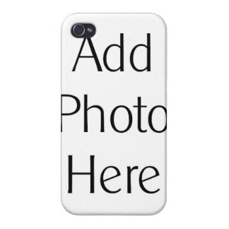Customize with Photo / Text / Design Covers For iPhone 4