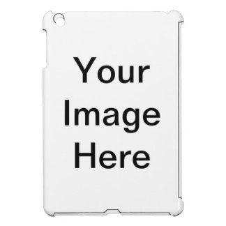 Customize with your companies logo or name iPad mini cases