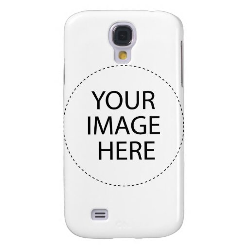 Customize with your image or text! galaxy s4 cases