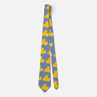 Customize Yellow Rubber Duck Tie