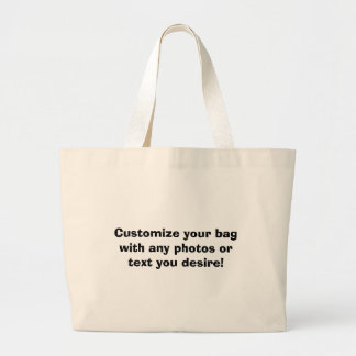 Customize your bag with any photos or text you