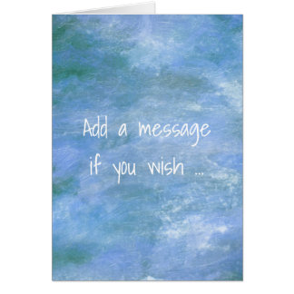Customize Your Greeting Card