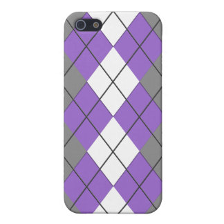 Customize your own Argyle Iphone case iPhone 5/5S Cases