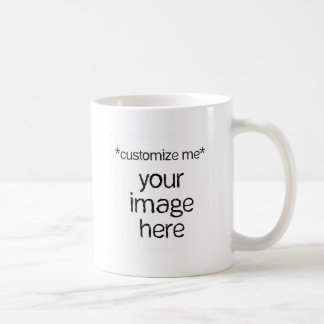 Customize Your Own Design Coffee Mugs