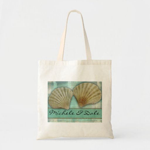 Customize your own seashell design bag