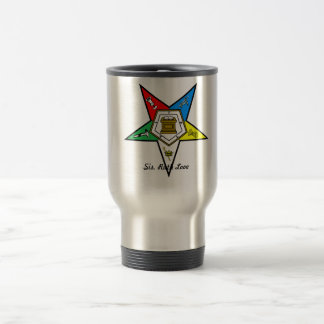 Customize your own Stainless Steel OES Travel Mug