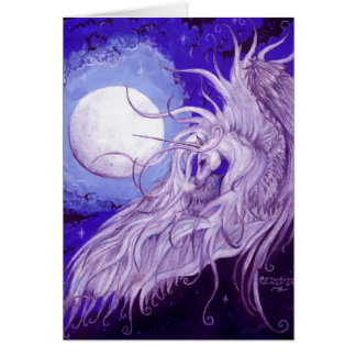 Customize your own Unicorn with Moon Card