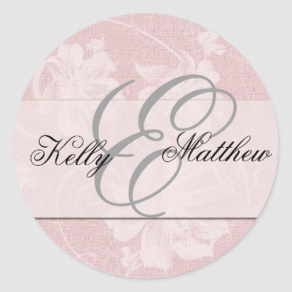 Customize your own wedding stickers