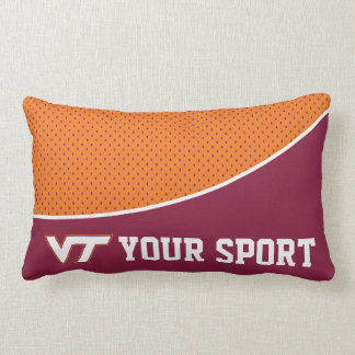 Customize Your Sport Virginia Tech Lumbar Cushion