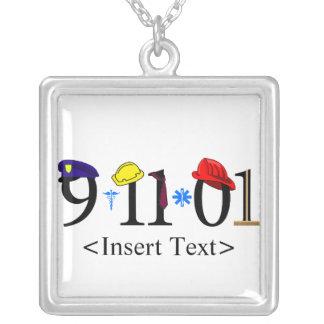 Customizeable 9-11-01 custom jewelry