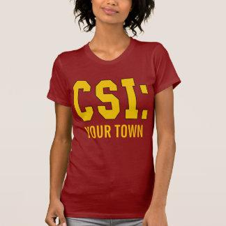 CUSTOMIZEABLE CSI Products Shirts