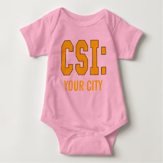 CUSTOMIZEABLE CSI Products Tee Shirts