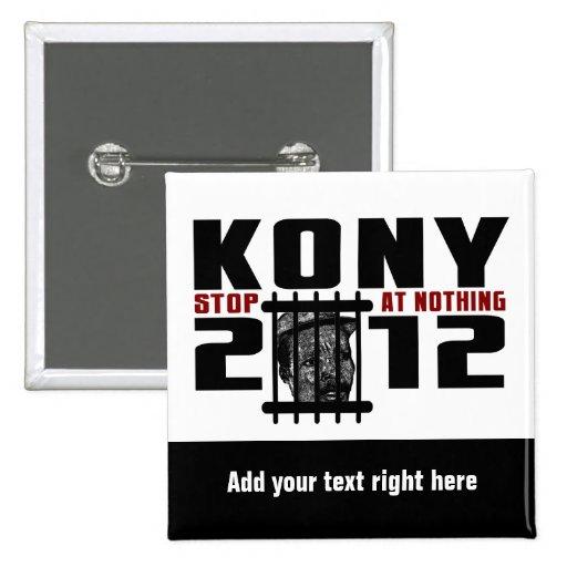 Customizeable KONY 2012 Button