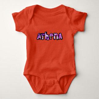 Customized body you drink Athena Baby Bodysuit