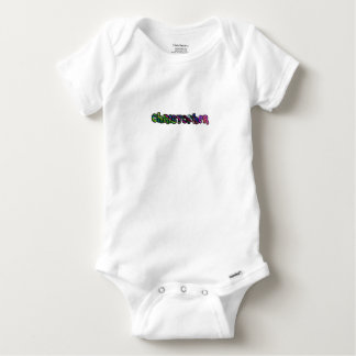 Customized body you drink Christopher Baby Onesie