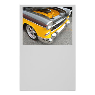 Customized Car 14 Cm X 21.5 Cm Flyer