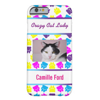 Customized Crazy Cat Lady Apple Iphone 6/6s Case