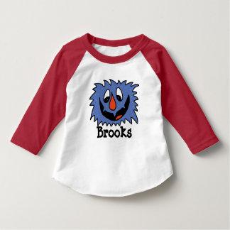 Customized cute monster shirt