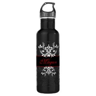 Customized Dark Elegance 710 Ml Water Bottle
