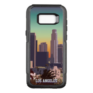 Customized Downtown Los Angeles, California OtterBox Commuter Samsung Galaxy S8+ Case