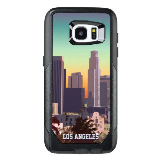 Customized Downtown Los Angeles, California OtterBox Samsung Galaxy S7 Edge Case