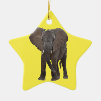 Customized Elephant Ornament