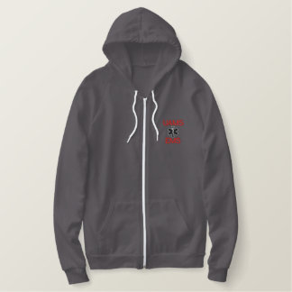 Customized for UAMS paramedic class Embroidered Hoodie
