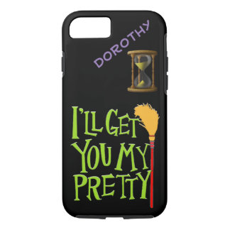 Customized I'll Get You My Pretty iPhone Case